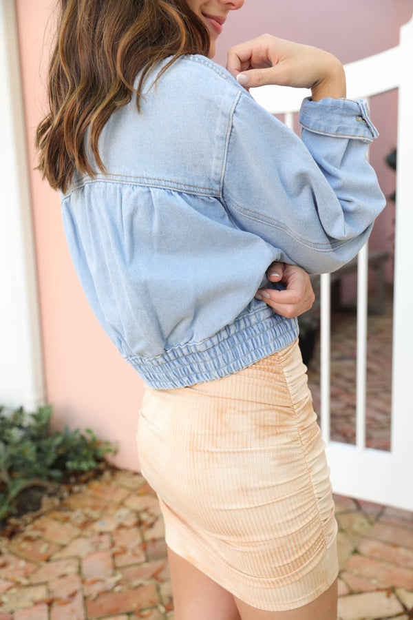 Mayela Denim Jacket