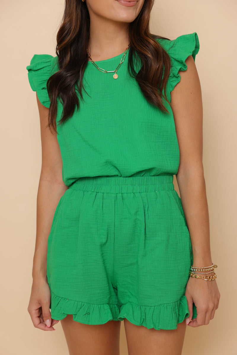 Sweeter Than Sugar Floral Dress