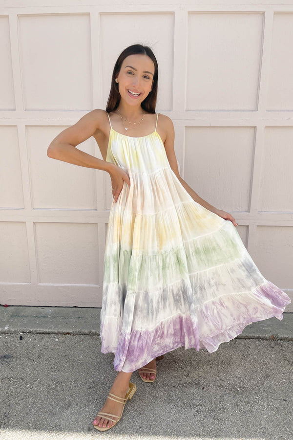 Dreamland Pastel Dress