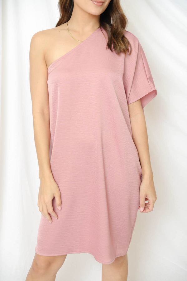 With Love Mauve Dress
