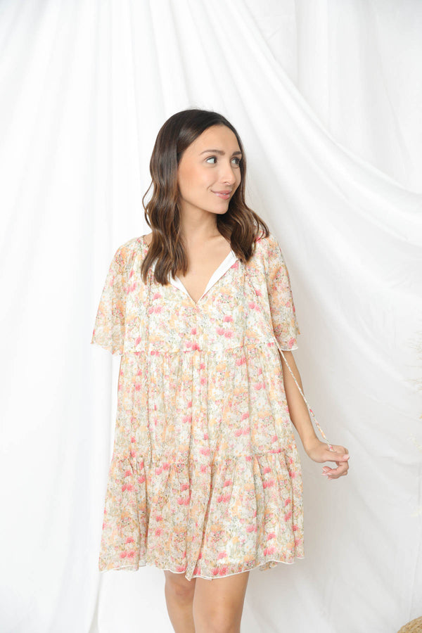 Groove On Floral Dress