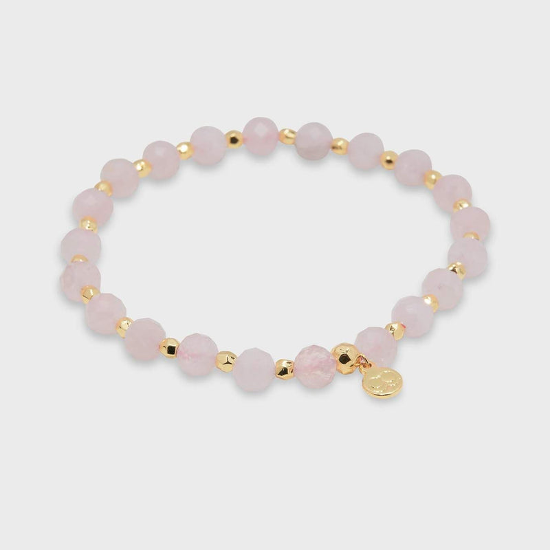 Gorjana Power Gemstone Elastic Bracelet For Love