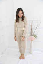 Lazy Days Taupe Set