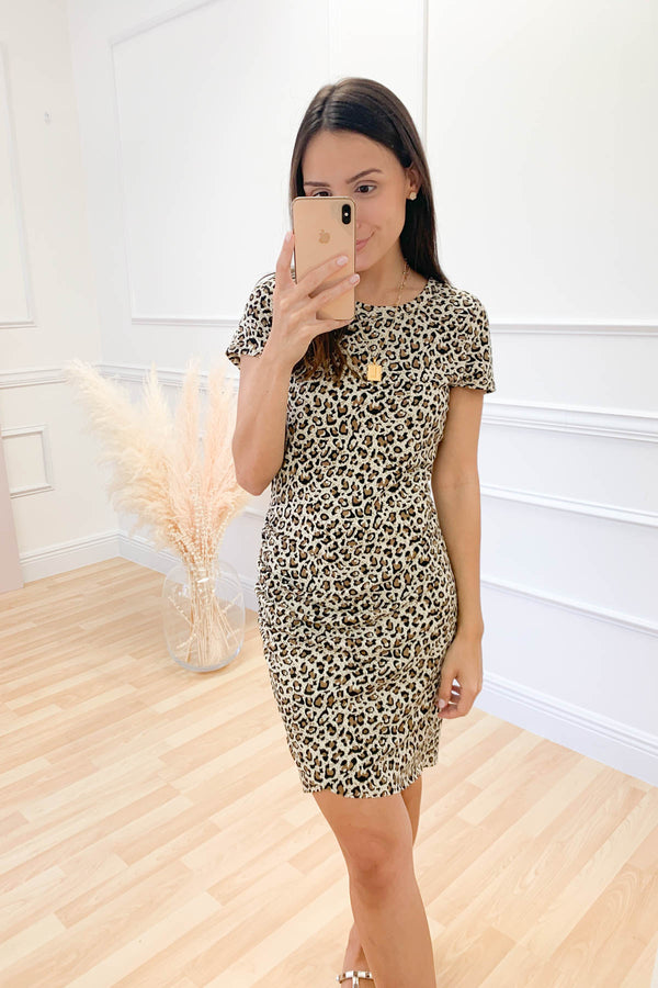 The Rest Of Us Leopard Dress
