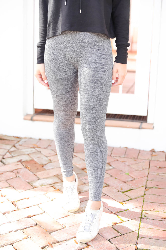 Out & About Ribbed Leggings