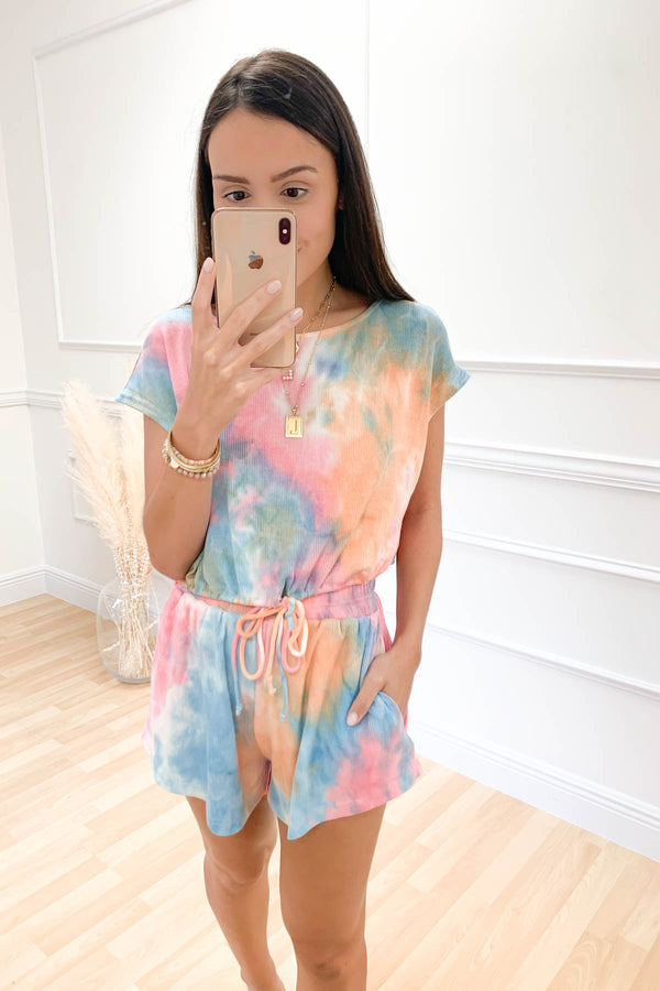Talk That Talk Tie-Dye Set