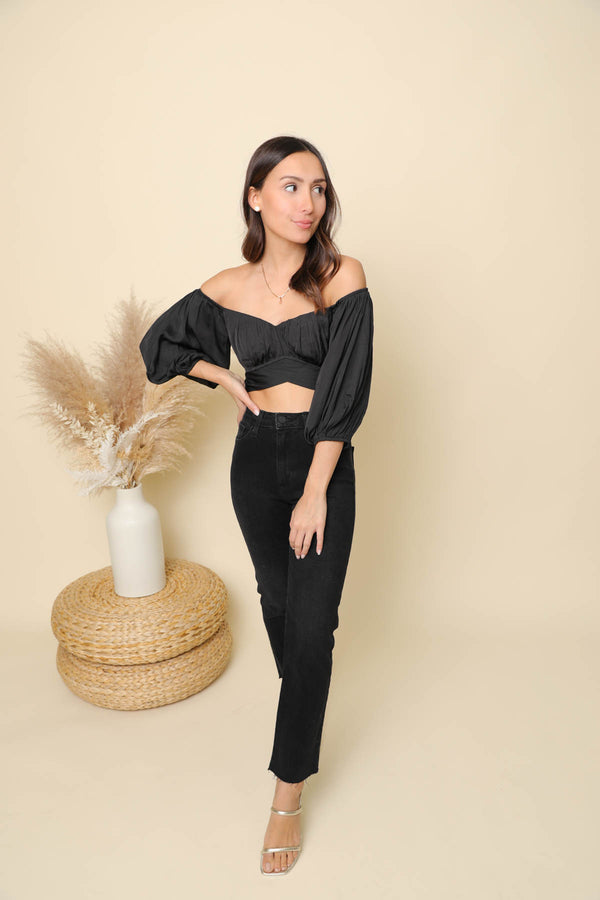 Love Story Black Top