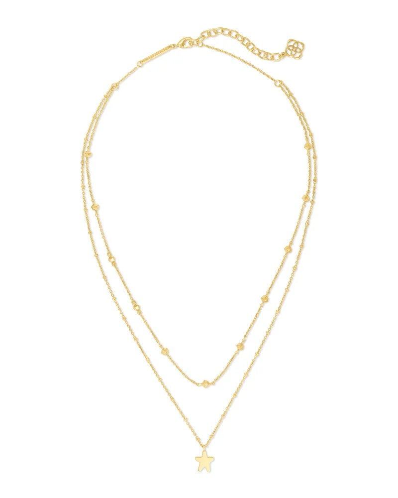 Kendra Scott Jae Multi Strand Necklace