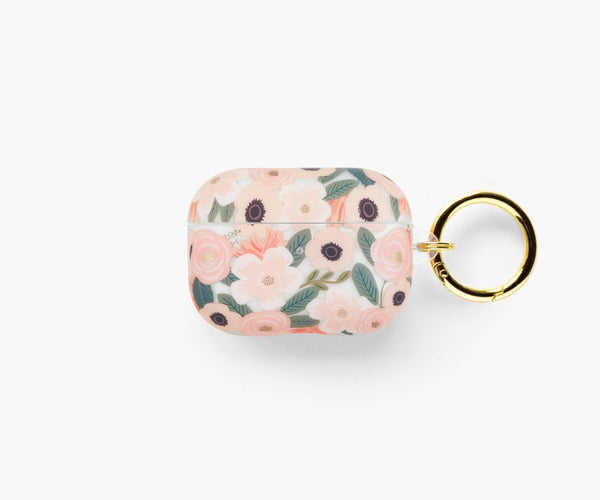 Rifle Paper Co. Clear Wildflowers AirPods Pro Case
