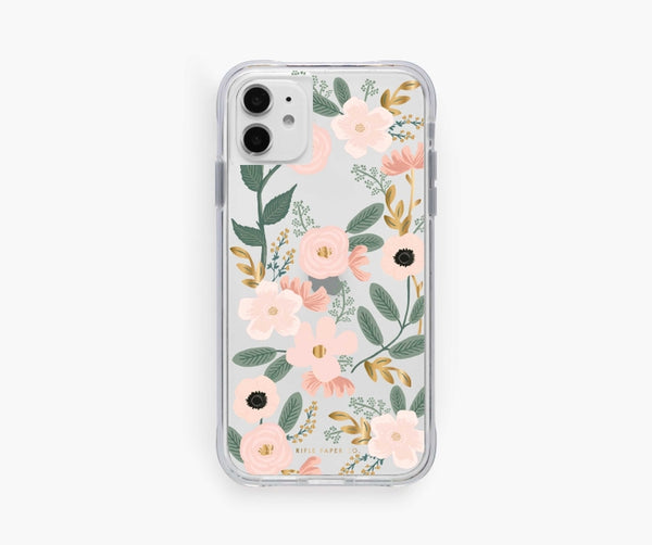 Rifle Paper Co. Clear Wildflower iPhone 11 Case