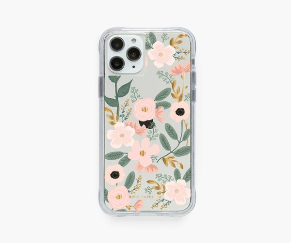 Rifle Paper Co. Clear Wildflower iPhone 11 Pro Case