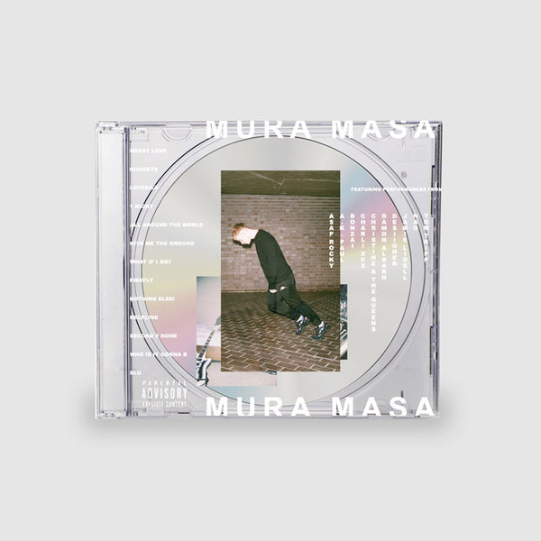MURA MASA - LIMITED CD (SIGNED)