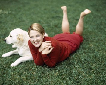 Celebrities and Dog Love