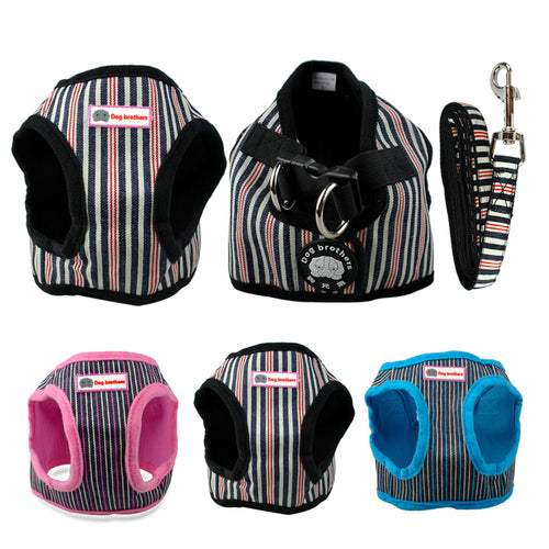 Patterned Puppy Harness - Various Designs