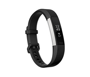 Fitbit Alta HR, Black, Small (US Version)-Fitness-Amazon-Love My Husband Shop