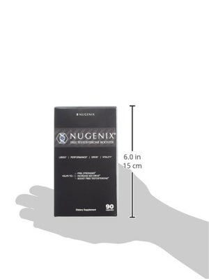 Nugenix Natural Testosterone Booster Libido Strength, 90 Count-Health-Amazon-Love My Husband Shop