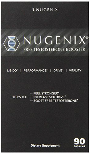 Nugenix Natural Testosterone Booster Capsules, 90 Count-Health-Amazon-Love My Husband Shop