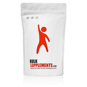 BCAA Branched Chain Essential Amino Acids Powder by BulkSupplements (1 kilogram)