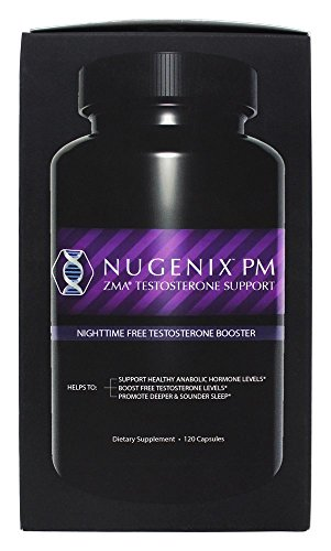 Nugenix Nugenix PM ZMA Testosterone Support Capsules-Health-Amazon-Love My Husband Shop