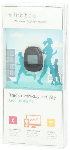 Fitbit Zip Wireless Activity Tracker, Charcoal-Fitness-Amazon-Love My Husband Shop