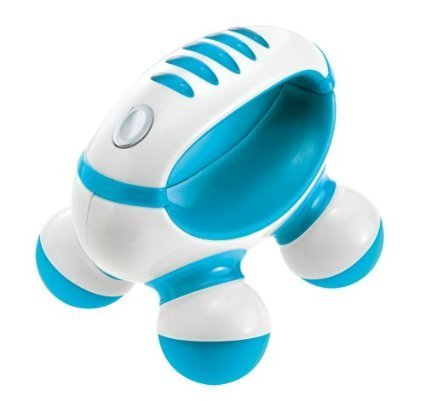 Homedics PM-50 Hand Held Mini Massager with Hand Grip, Battery Operated-Gadgets-Amazon-Love My Husband Shop
