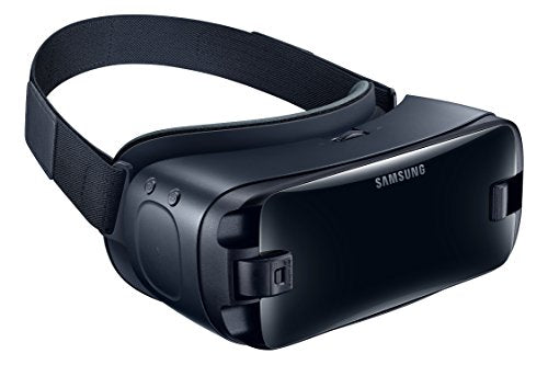 Samsung Gear VR w/Controller (2017) - Latest Edition - Note 8, GS8s, GS7s, Note 5, GS6s (US Version w/ Warranty)-GADGET-Amazon-Love My Husband Shop