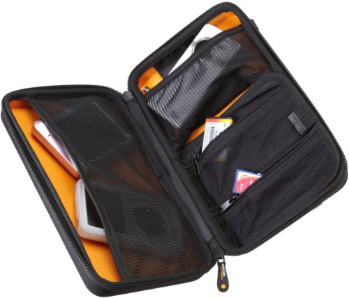 AmazonBasics Universal Travel Case for Small Electronics and Accessories -Black-Travel-Amazon-Love My Husband Shop