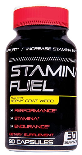 Stamina Fuel - Increase Stamina, Size, Energy, and Endurance and More with Muira Puama