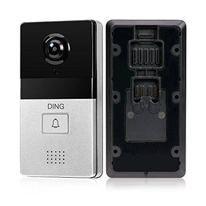 DING WiFi Video Doorbell & 6-Month Cloud Storage - Smart Home Hub and WiFi Extender and 2 Pack Door/Window Sensors - All Inclusive Bundle-GADGET-Amazon-Love My Husband Shop