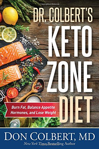 Dr. Colbert's Keto Zone Diet: Burn Fat, Balance Appetite Hormones, and Lose Weight-Health-Amazon-Love My Husband Shop