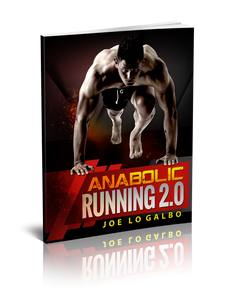 Anabolic Running-Book-Joe LoGalba-Love My Husband Shop