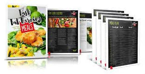 Fat Burning Meal Club-Health-Panoramic Art-Love My Husband Shop