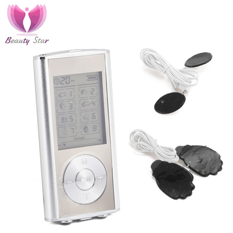 TENS Unit 8 Modes Body Digital Impulse Massager, Digital Meridian Therapy Acupuncture-Health-Panoramic Art-Love My Husband Shop