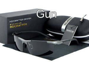 Night vision driving sun glasses-sunglasses-Men Fit Beyond 40-gun-Love My Husband Shop
