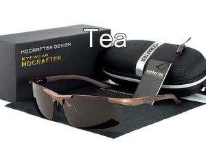 Night vision driving sun glasses-sunglasses-Men Fit Beyond 40-tea-Love My Husband Shop