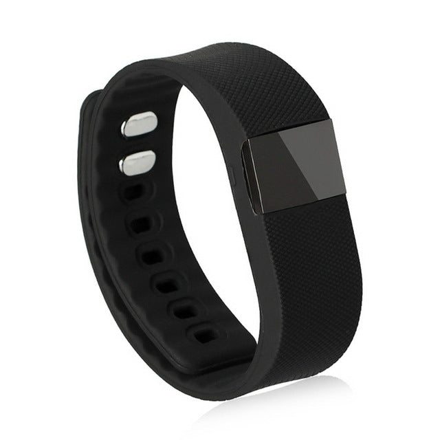 TW64 Fitness Tracker with Bluetooth Smartband-smart watch-Love My Husband Shop-Black-Love My Husband Shop