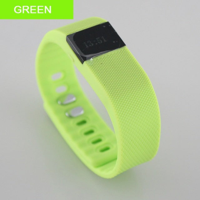 TW64 Fitness Tracker with Bluetooth Smartband-smart watch-Love My Husband Shop-Green-Love My Husband Shop