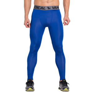 Men's compression pants; bodybuilding, jogger, exercise-compression pants-Love My Husband Shop-Love My Husband Shop