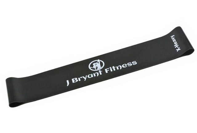Resistance Bands - Latex Yoga Strength Training Athletic Rubber Bands-fitness-Love My Husband Shop-Black-Love My Husband Shop