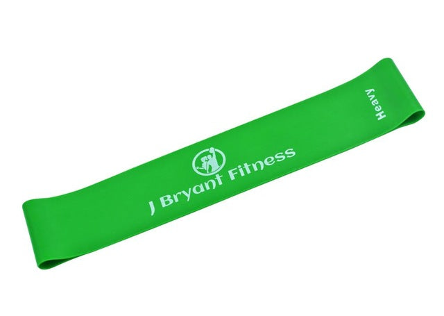 Resistance Bands - Latex Yoga Strength Training Athletic Rubber Bands-fitness-Love My Husband Shop-Green-Love My Husband Shop