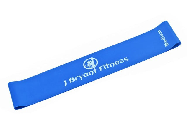 Resistance Bands - Latex Yoga Strength Training Athletic Rubber Bands-fitness-Love My Husband Shop-blue-Love My Husband Shop