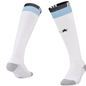 1 Pair Soft Cotton Breathable Compression Socks for Running.-socks-Love My Husband Shop-B-Love My Husband Shop