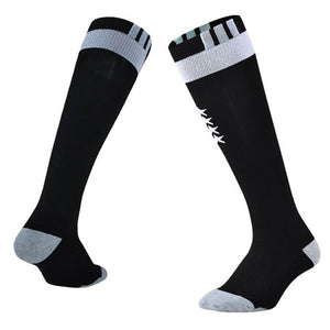1 Pair Soft Cotton Breathable Compression Socks for Running.-socks-Love My Husband Shop-C-Love My Husband Shop