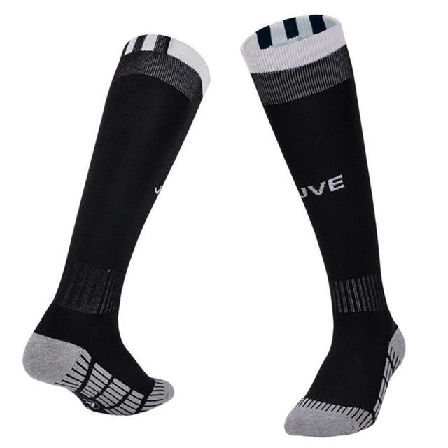 Men's Compression Athletic Running Socks-socks-Love My Husband Shop-Black-Love My Husband Shop