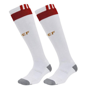 Men's Compression Athletic Running Socks-socks-Love My Husband Shop-White-Love My Husband Shop