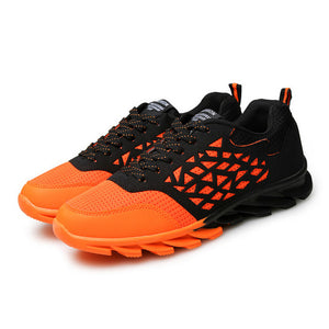 New Summer Men's Running Shoes.-shoes-Love My Husband Shop-orange 5019-7.5-Love My Husband Shop
