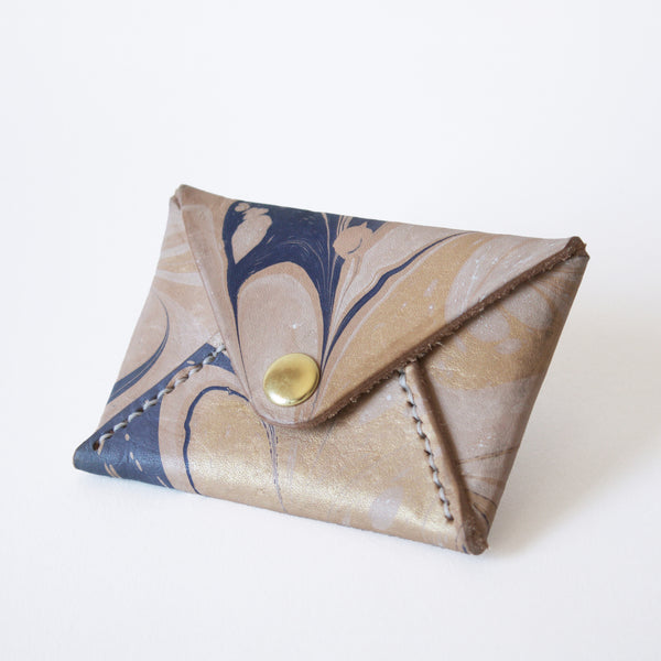 Class: Marbled Leather Accessories