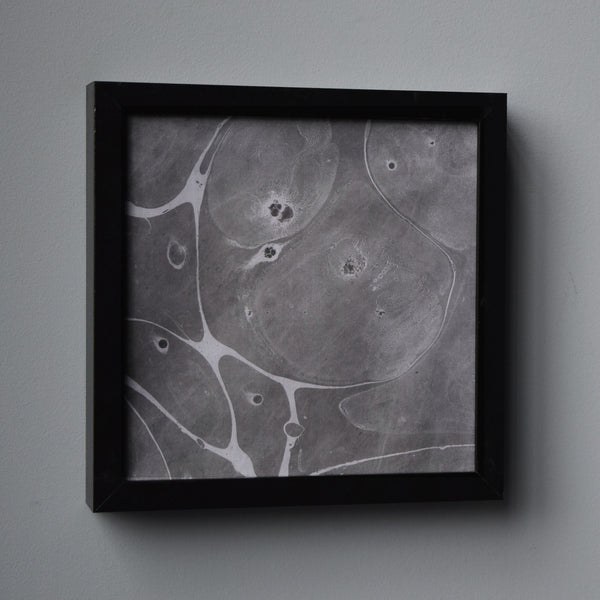 Framed Marbled Monotype, Small