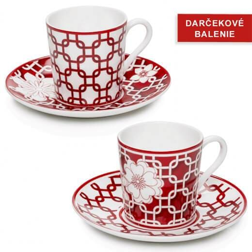 espresso set art deco