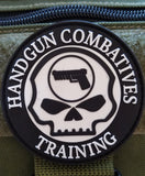 Handgun Combatives PVC patch